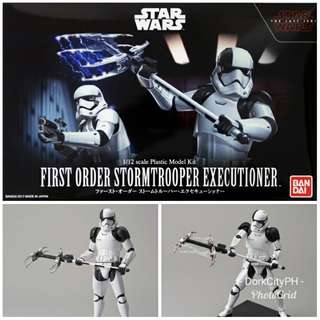 Stormtrooper Executioner Model Kit