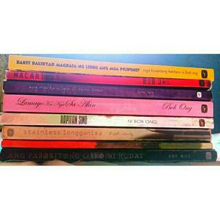 Bob Ong 's Famous Books