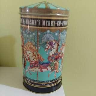 Fortnum & Manson's Merry-go round音樂盒朱古力