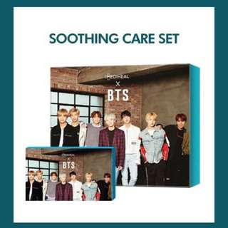 [Individual Set] BTS x Mediheal mask - Soothing set