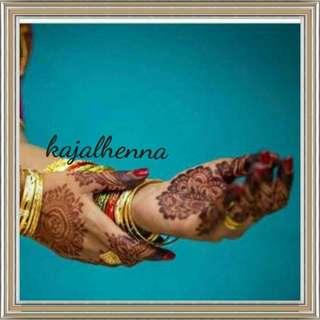 Henna cones promo
