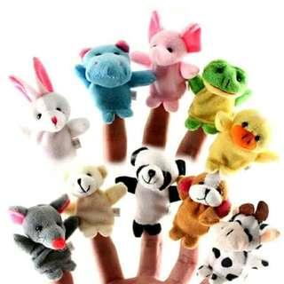 10 pcs boneka jari