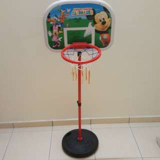 Mickey Mouse Clubhouse Basket Ball Net