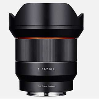 Samyang AF 14mm F2.8 EF Lens | Auto Focus | Sony E Mount | Canon EF Mount [NEW IN STOCK]