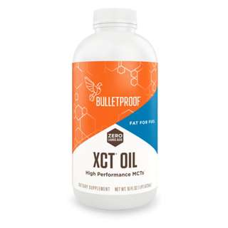 Bulletproof XCT oil, Reliable and Quick Source of Energy (16 Ounces)