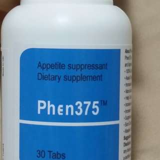 READY STOCK UK Phen375 SLIMMING DIET WEIGHT LOST