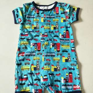 Carter's Boys rompers