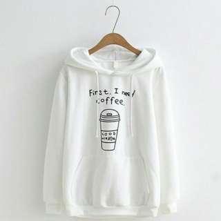 Hoodie need coffee
