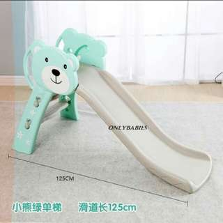 Baby Slide toy Mint & Pink