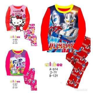 Pajamas Kids (Ailubee)