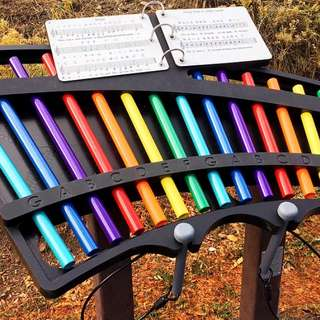 Outdoor Musical Instruments - The Serenade & The Swirl