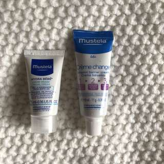 Mustella Trial Lotions