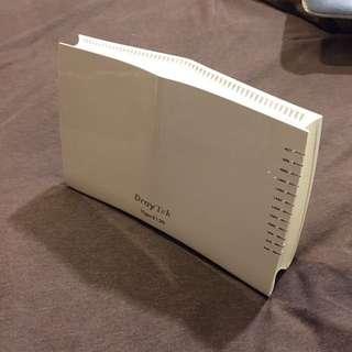 🚚 居易科技Vigor2130 高速寬頻路由器