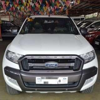 2016 Ford Ranger Wildtrak 4x2 MT
