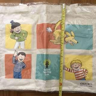 Oxford reading tree bag 環保袋