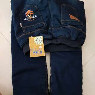 BNWT Boy winter Jeans
