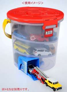 Tomica bucket toy
