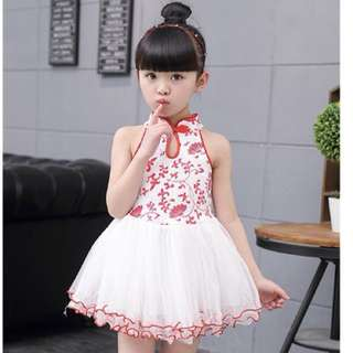 Brand new with tag Chinese New Year princess dress