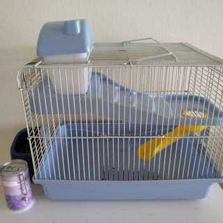 Hamster Cage 2 tiers