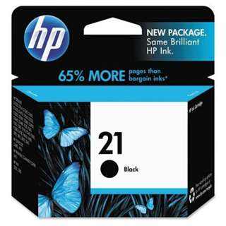 HP 21 C9351AA Ink Cartridge (Black)