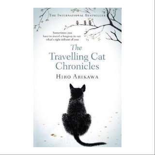 The travelling cat chronicles by Hiro Arikawa