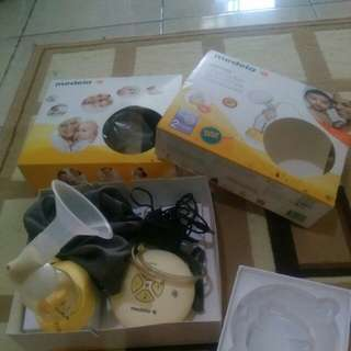 Electric breast pump,  medela,  swing mode