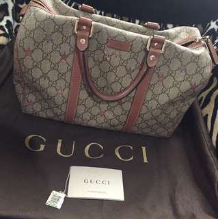 Authentic Gucci Limited Edition Medium Doctor Bag