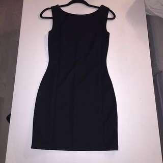 Small black dress