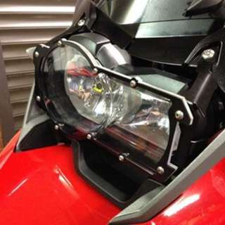 Cymarc clear headlight guard R1200