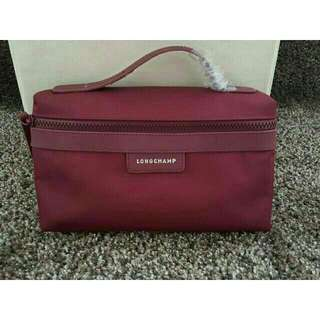 Pouch longchamp import