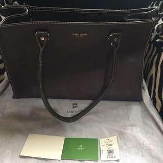 Kate Spade Medium Mocha Hand Bag