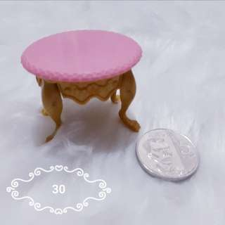 Dainty mini table