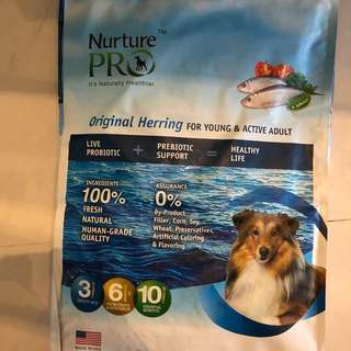 Nurture Pro Original Lamb and Herring for young & active adult