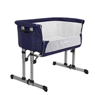 Better than Chicco! Anaelle Pandamoto ( Brand: Panana ) A Sturdy, French made 2 in 1 Baby Bed • Can be attached to Parents bed. Sleeping Crib Fixed, Swing function, W/ Carry Bag