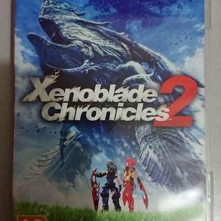 Xenoblade 2 switch game