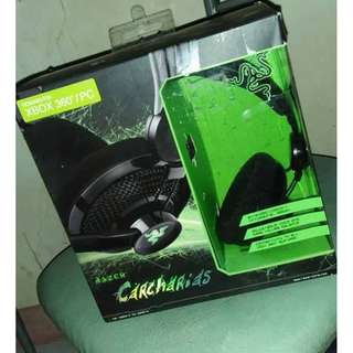 Razer Carcharias PC/Xbox 360 Gaming Headset