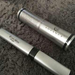 Stick foundation (CREME) with mascara(black)