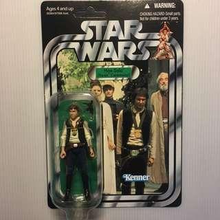 Star Wars vintage collection Luke Skywalker Bespin Ceremony Unpunch*