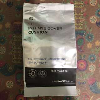 The Face Shop CC Intense Cover Cushion Refill
