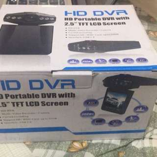 HD dashcam