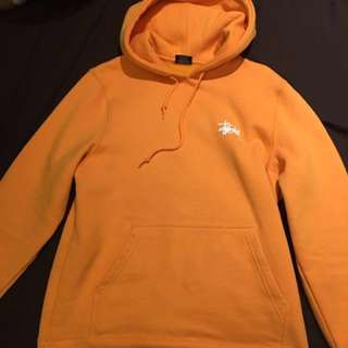 Stussy hoodie size small