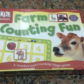 Numbers learning game/puzzle