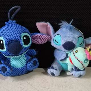 Disney lilo and stitch plush charm