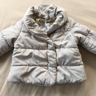 Zara Baby winter jacket