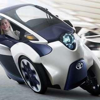 Toyota 3 Roda