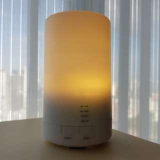 Muji Inspired Design Ultrasonic Diffuser Humidifier Air Purifier Aroma Therapy