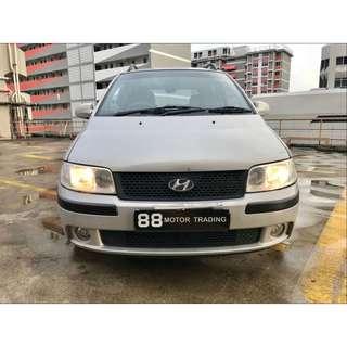 Hyundai Matrix Auto