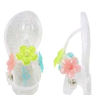 Osh kosh jelly sandals