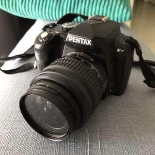 Pentax K-r DSLR Camera