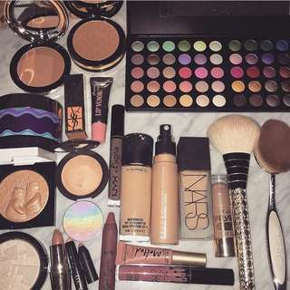 • EVERY Makeup Brand